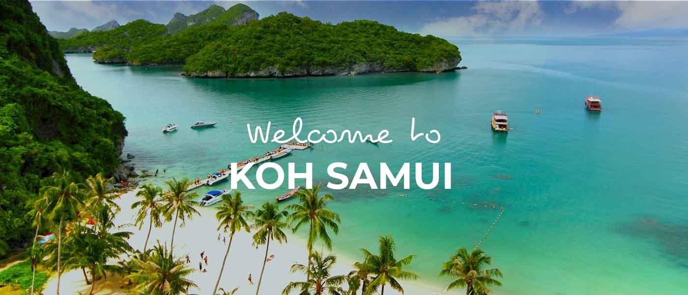Koh Samui - Thailand - coverimage
