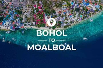 Bohol to Moalboal coverimage