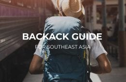 Backpackguide for southeast asia cover image