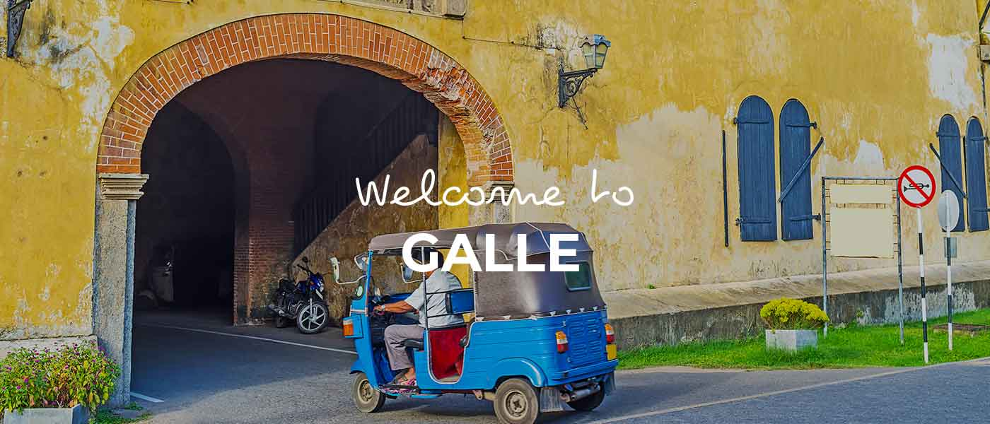 Galle things to do