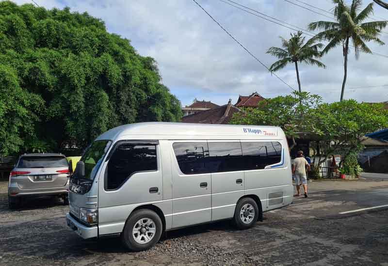 Shuttle service from Bali to Gili Islands