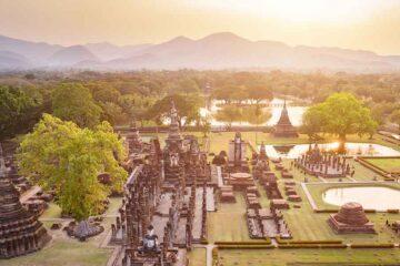 Old City Sukhothai - Thailand