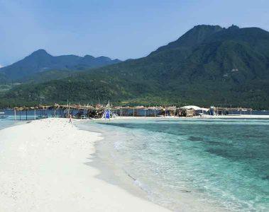 Camiguin beach