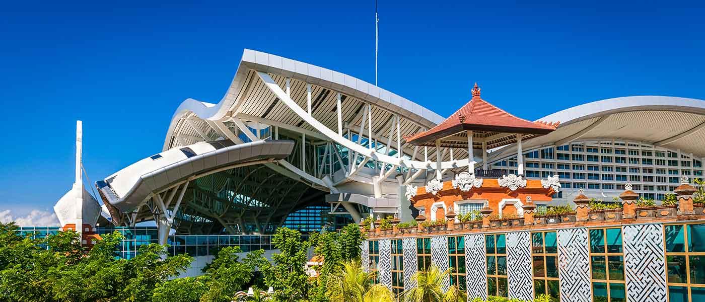 Bali Airport - Indonesia
