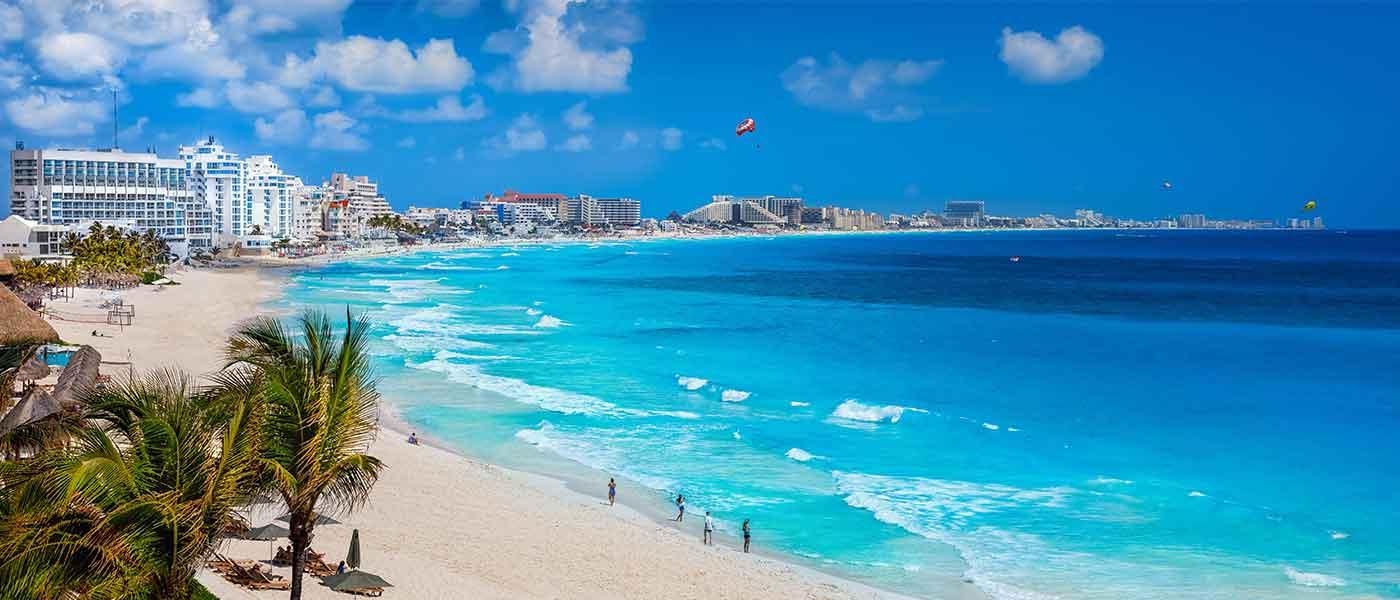 Cancun - Riviera Maya in Mexico