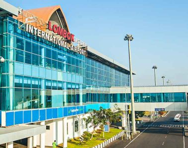 Lombok Airport - Indonesia