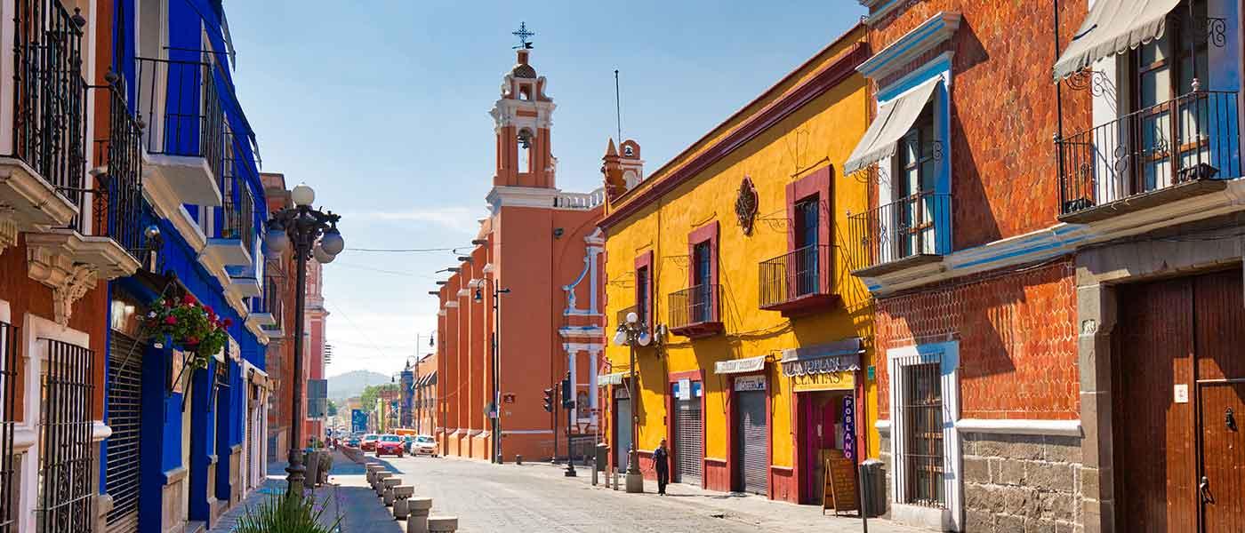 Puebla - Mexico