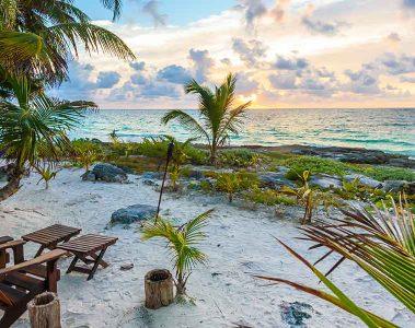 Playa del Carmen to Tulum in Riviera Maya - Mexico
