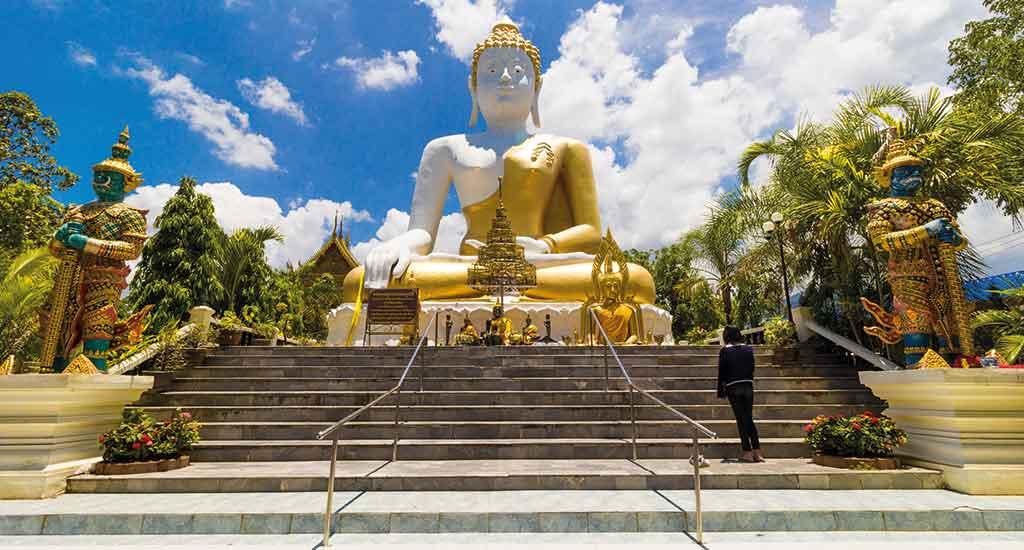 Temples in Chiang Mai - Wat Phra That Doi Kham