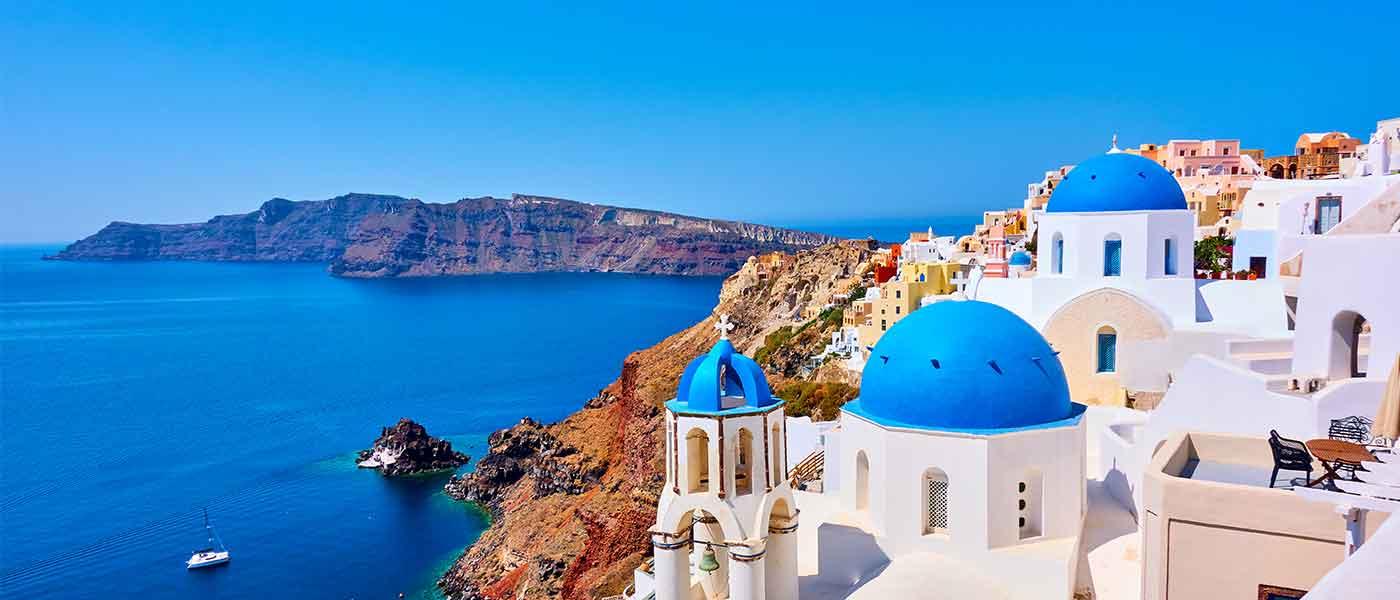 Athene naar Santorini - Griekenland