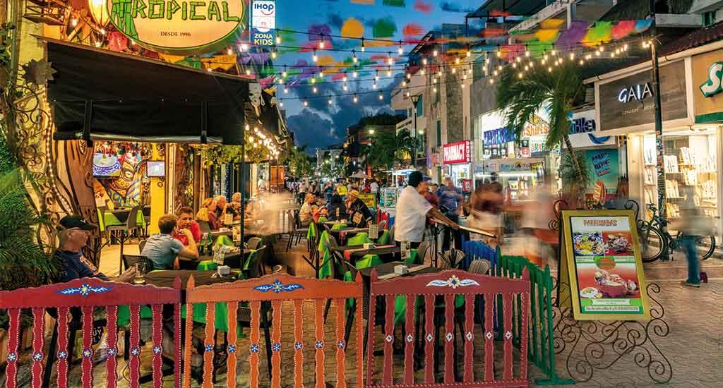 Restaurants in Playa del Carmen Mexico
