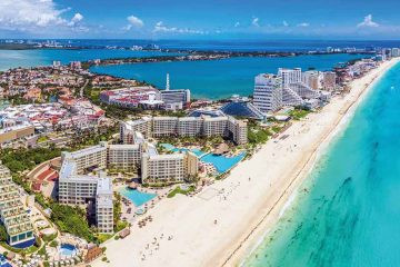 Hotels in Cancun Mexico