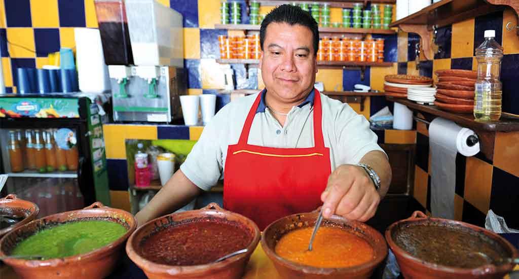 Mexican Chef in Mexico City Mexico