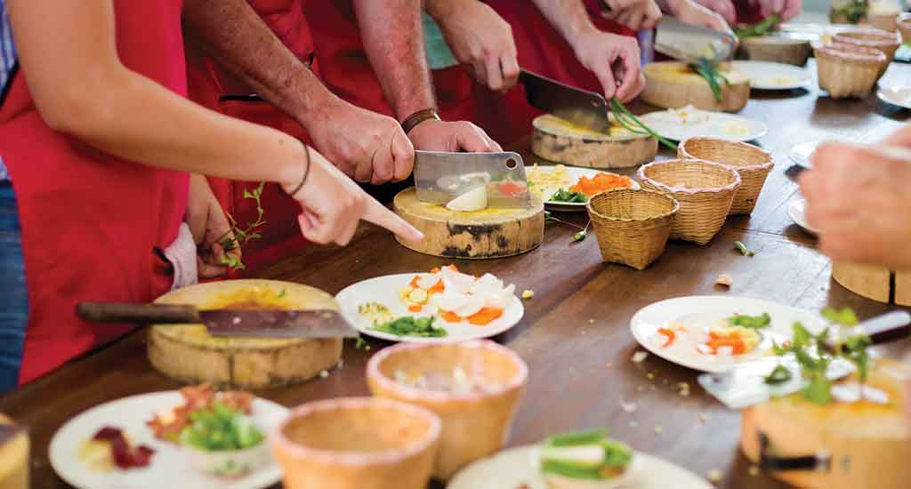 Thai Cooking Course