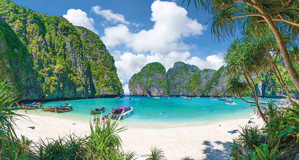 Maya Beach oh Koh Phi Phi