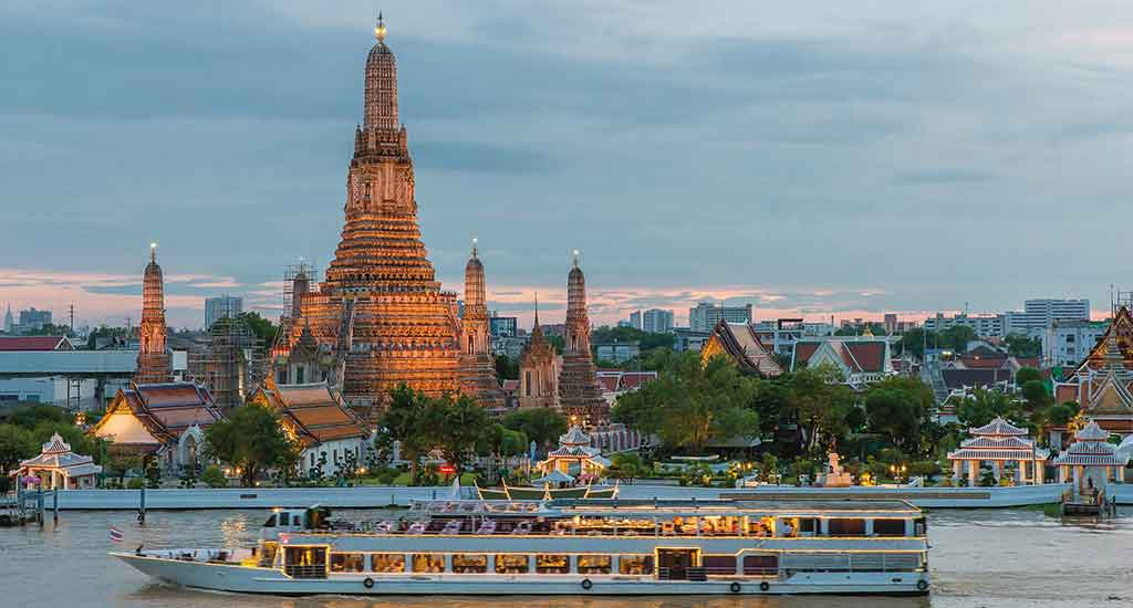 River Cruise - Bangkok