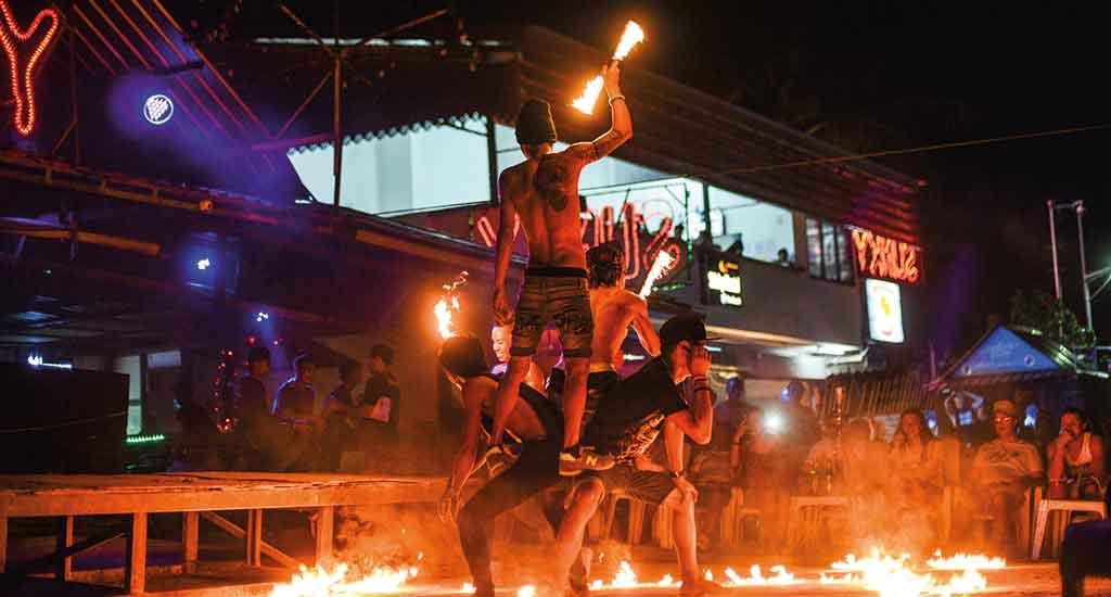 Nightlife in Koh Phi Phi