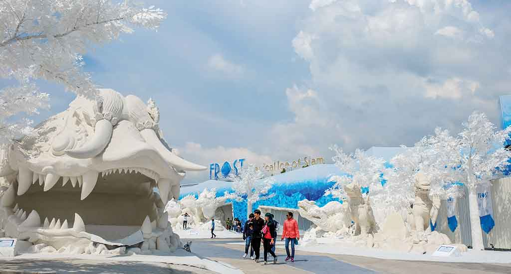 Frost Magical Ice of Siam in Pattaya