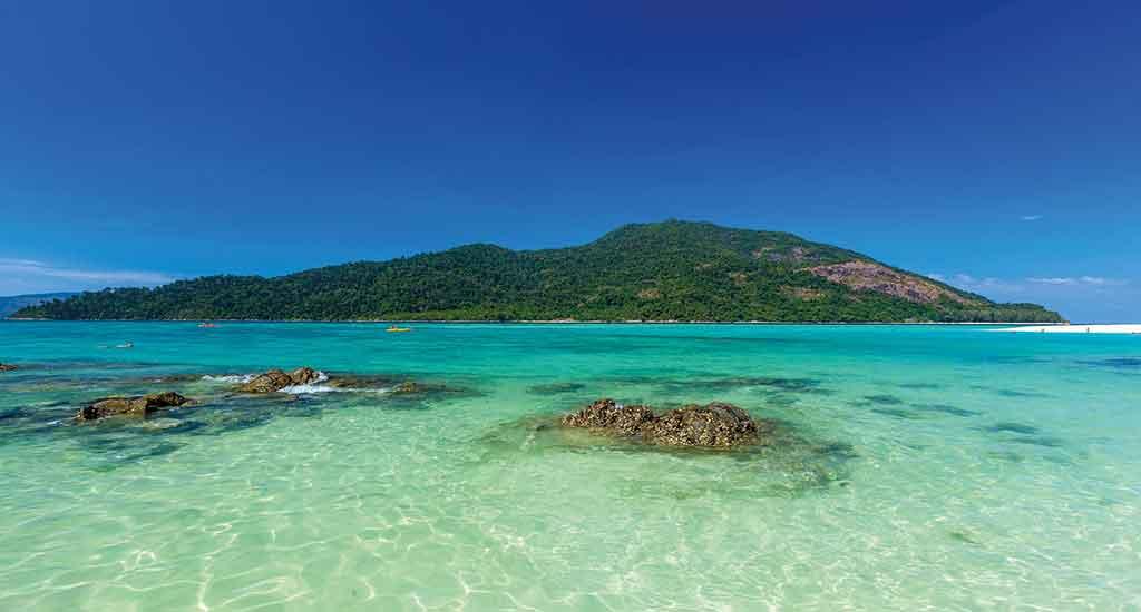 Ko Adang Island at Koh Lipe