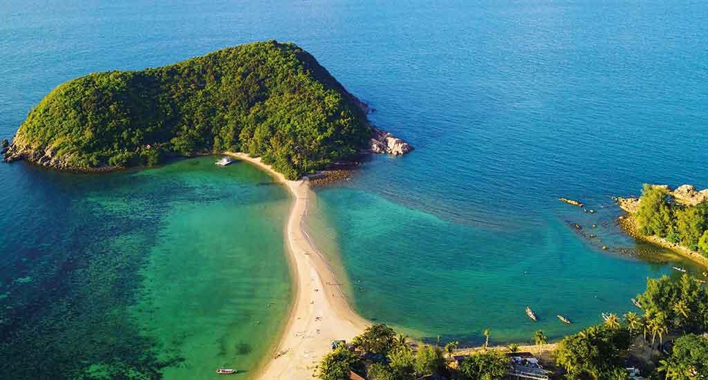Ko Ma Beach, Mae Haad Bay Koh Phangan