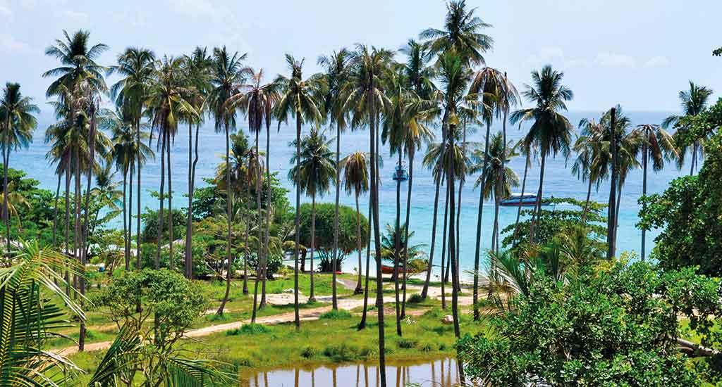 Loh Moo Dee beach, Koh Phi Phi