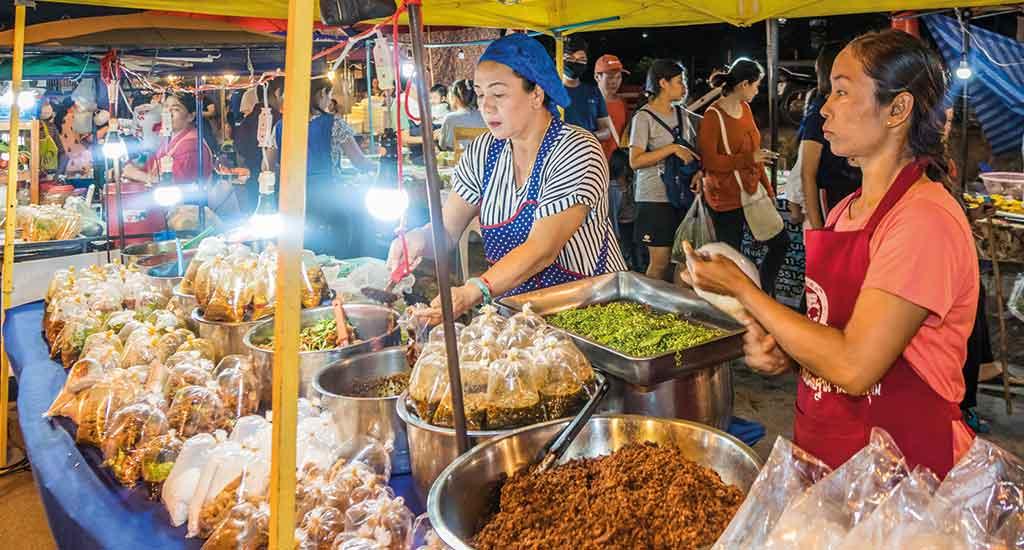 Mae Sot Night Market