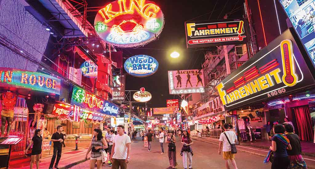 Nightlife in Pattaya