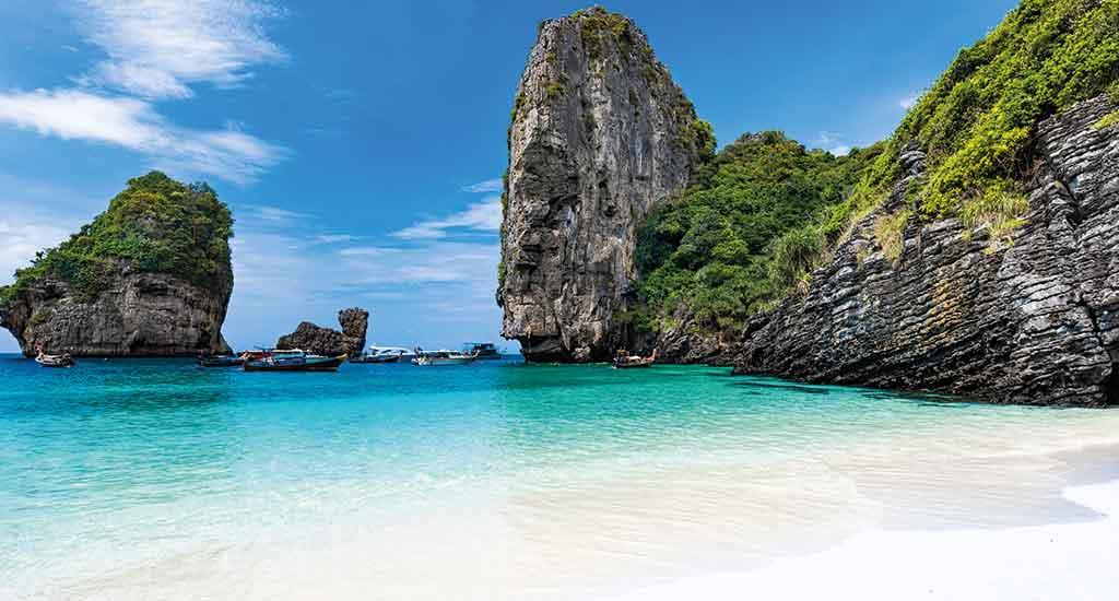 Nui Beach at Koh Phi Phi