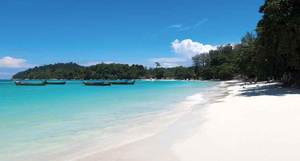 Pattaya Beach in Koh Lipe