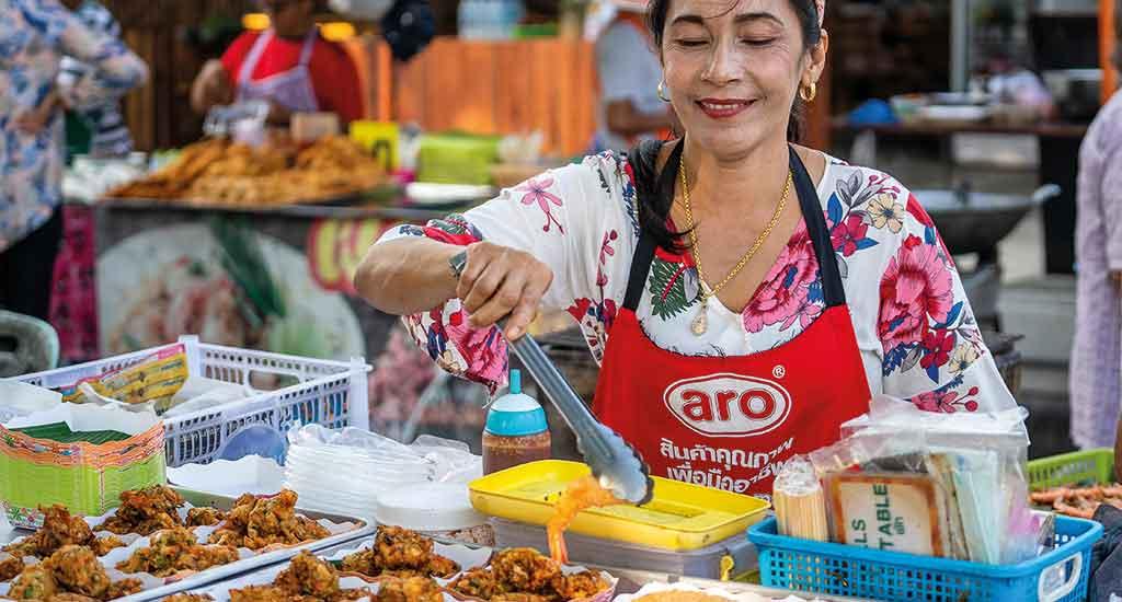Street Food at Koh Phangan