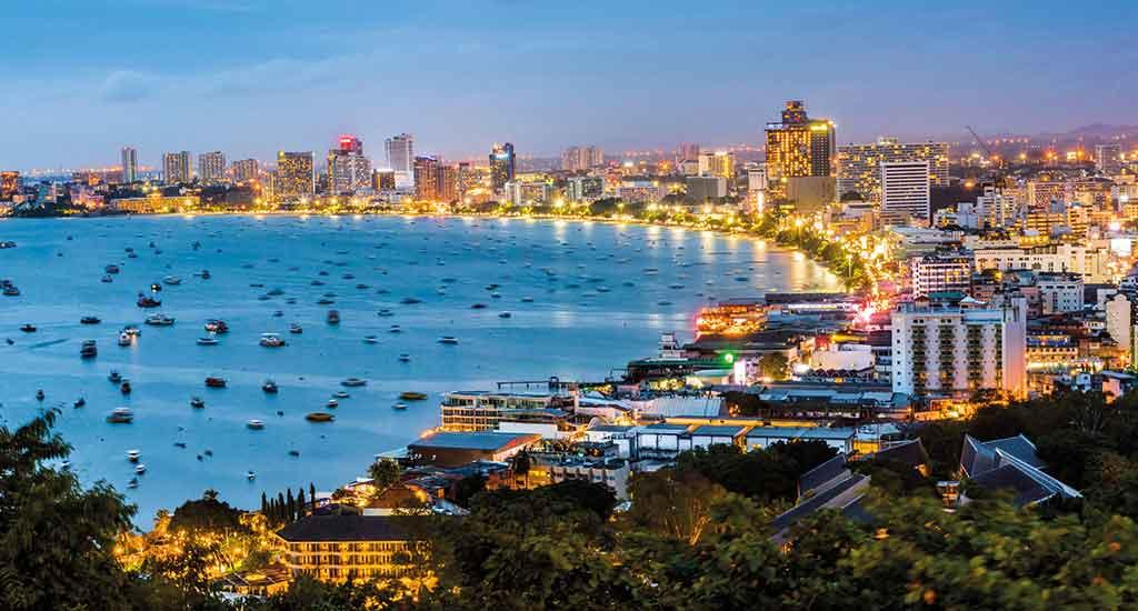 Viewpoint Pattaya Beach