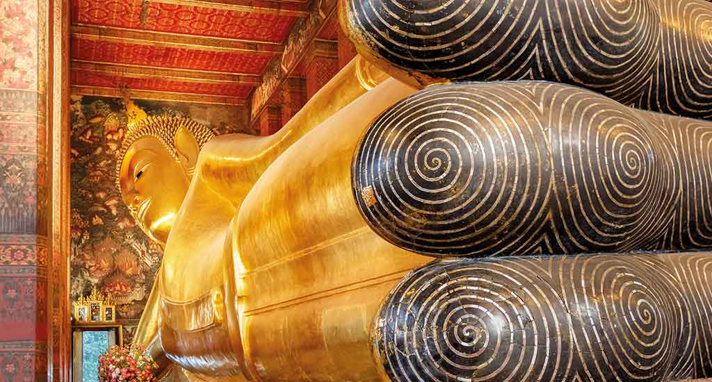 Wat Pho (Pho-Temple) Bangkok