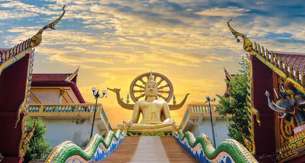 Wat Phra Yai Temple, Koh Samui