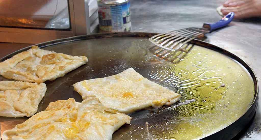 Banana pancake, Koh Lipe