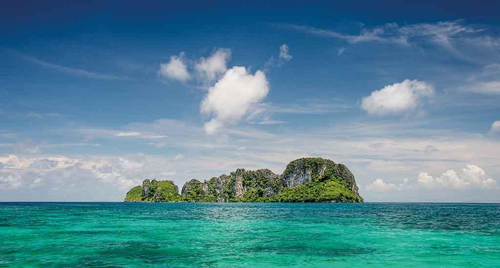 Mosquito Island, Koh Phi Phi