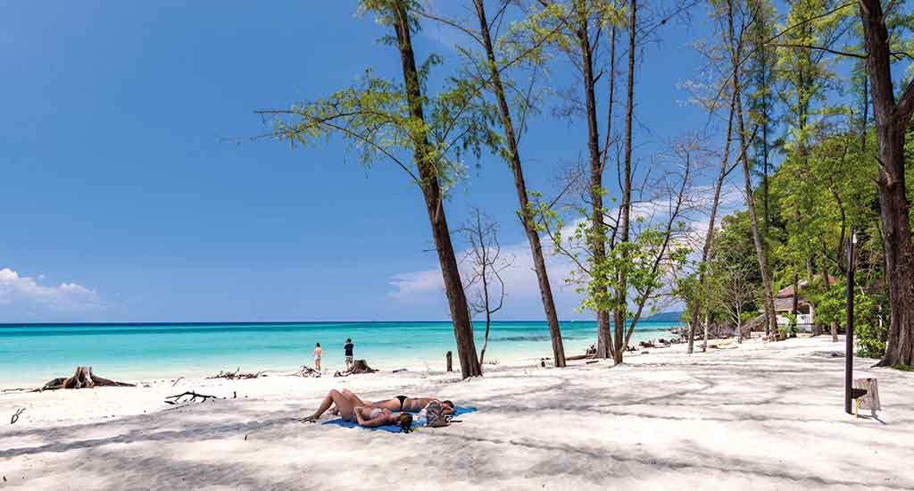 Bamboo Island - Koh Phi Phi