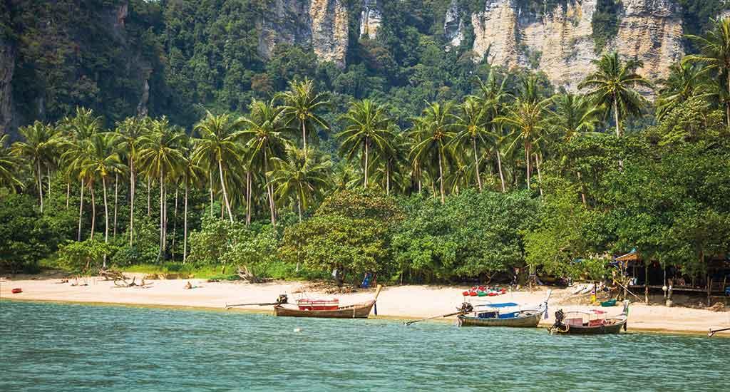 Ao Nang Beach - Krabi