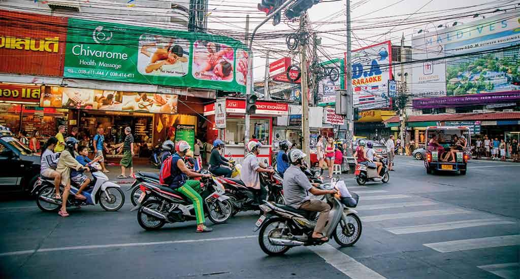 Tjunction in Pattaya
