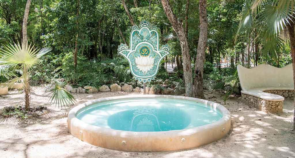 Holistika in Tulum Mexico