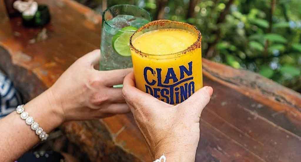 Clan Destino in Tulum Mexico